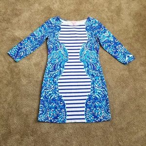 42d64482a3590b Lilly Pulitzer Dresses - NWT Lilly Pulitzer moon jellies stripe Nila dress